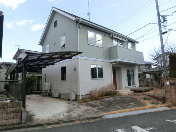 渋沢3丁目貸家
